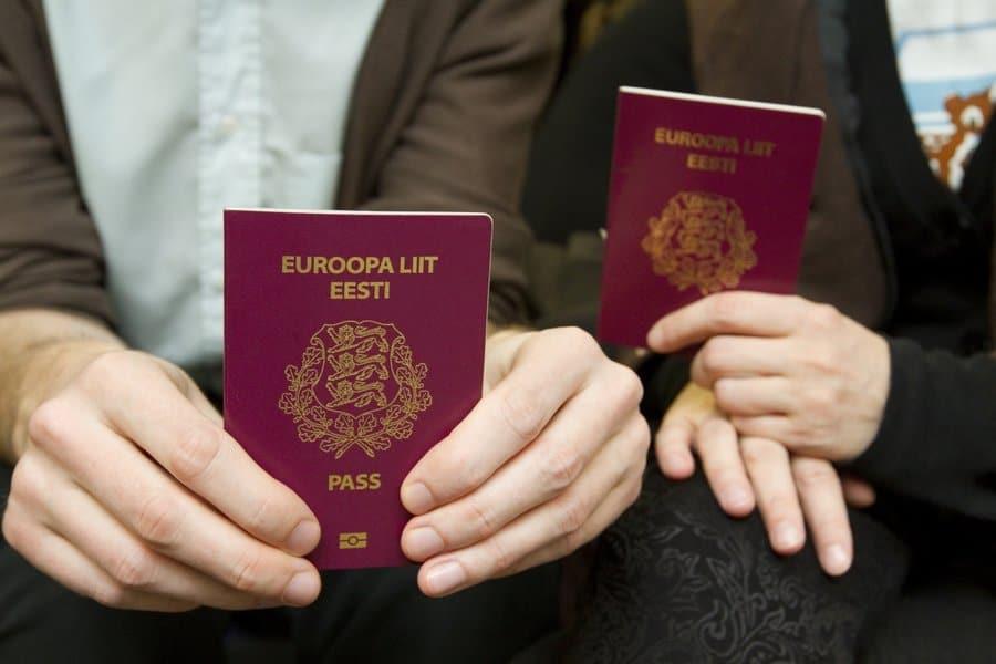 гражданство Эстонии
