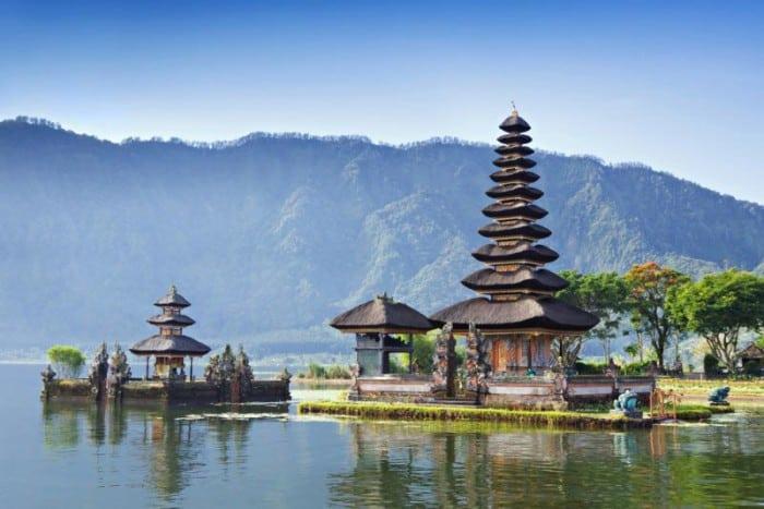 Индонезия визовый режим