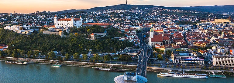 путешествие в Словакию