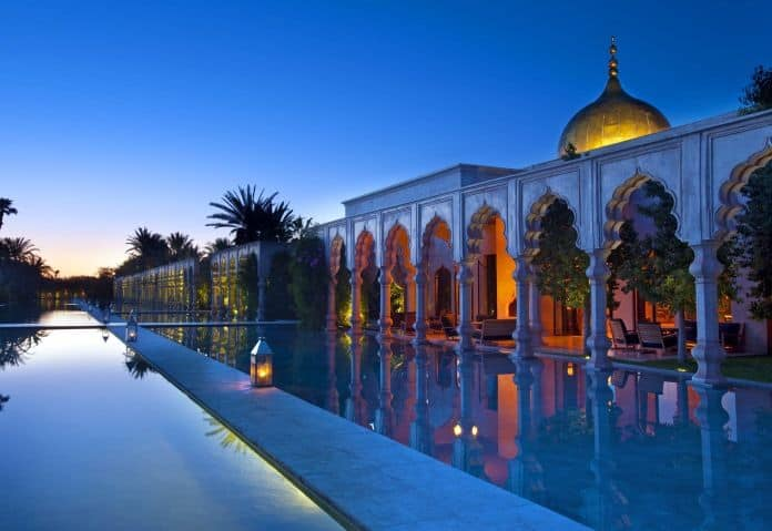 поездки в Марокко