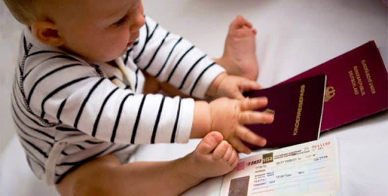 гражданство Грузии по рождению
