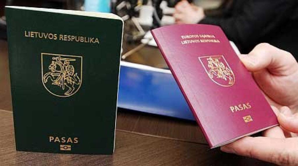 программы получения литовского гражданства