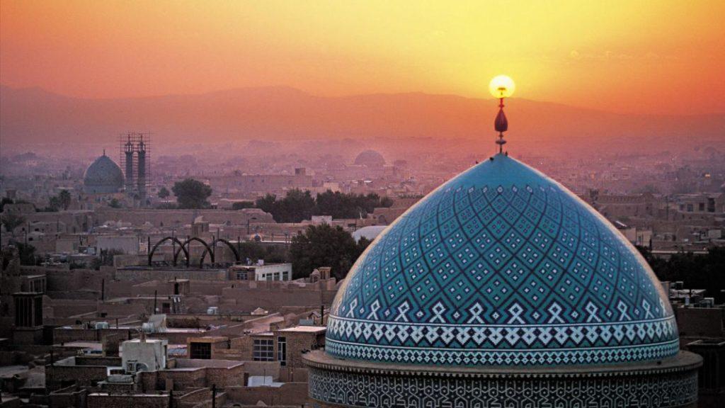 приезд в Иран по визе