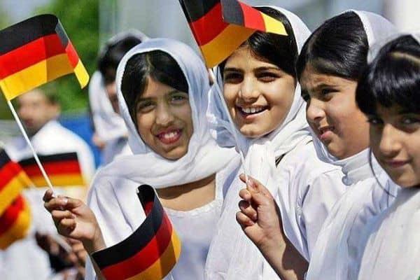 беженство в Германию