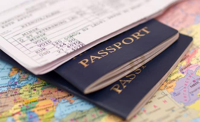 документы для оформления визы в Албанию