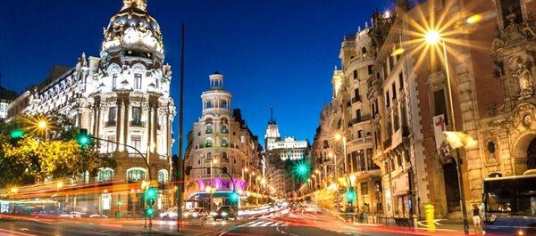 красота Испании
