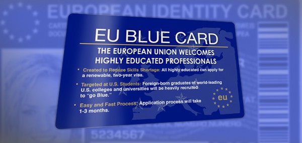 иммиграция в Германию по Blue card EU