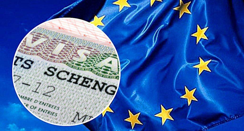 документы для получения визы в страны шенгена