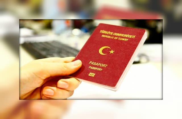 паспорт гражданина Турции