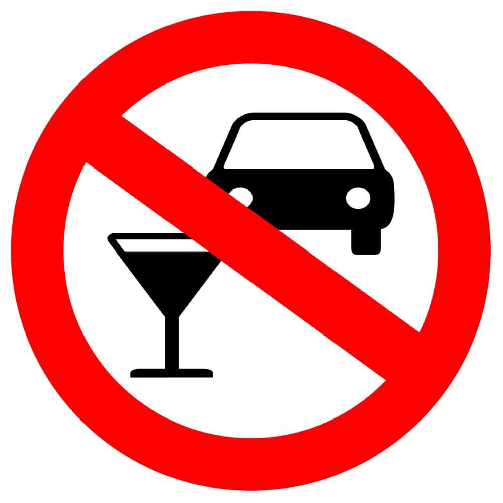 Нетрезвый водитель: наказание за пьяную езду