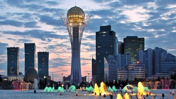 внж в Казахстане