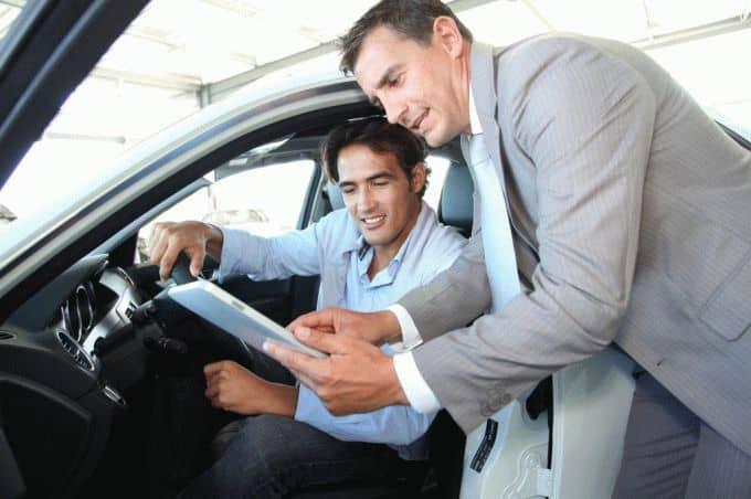 Как переоформить машину на себя