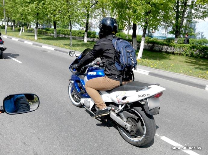 Со скольки лет можно получить права на мотоцикл