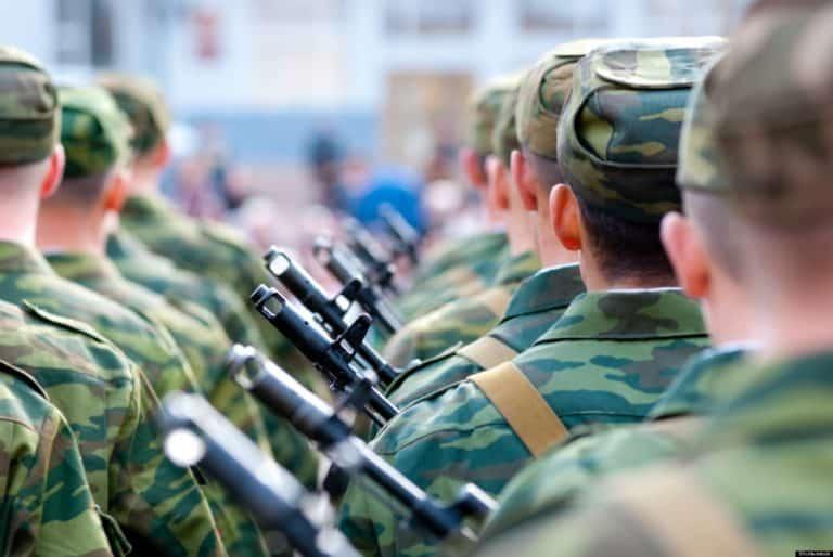 Отпуск в вооруженных силах рф