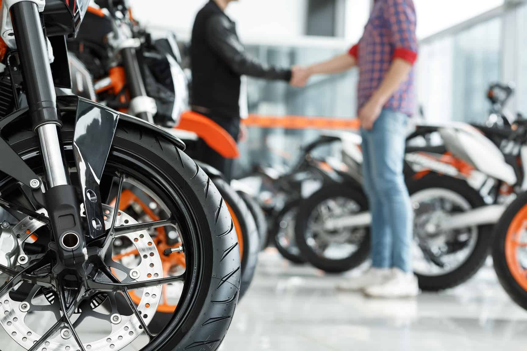 постановка на учет мотоцикла