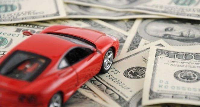 стоимость снятия машины с учета