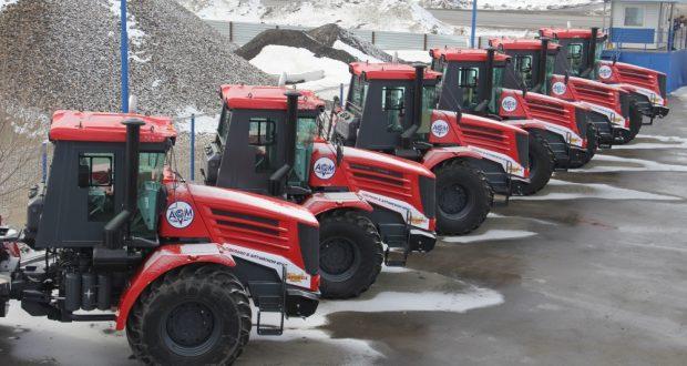 покупка тракторов
