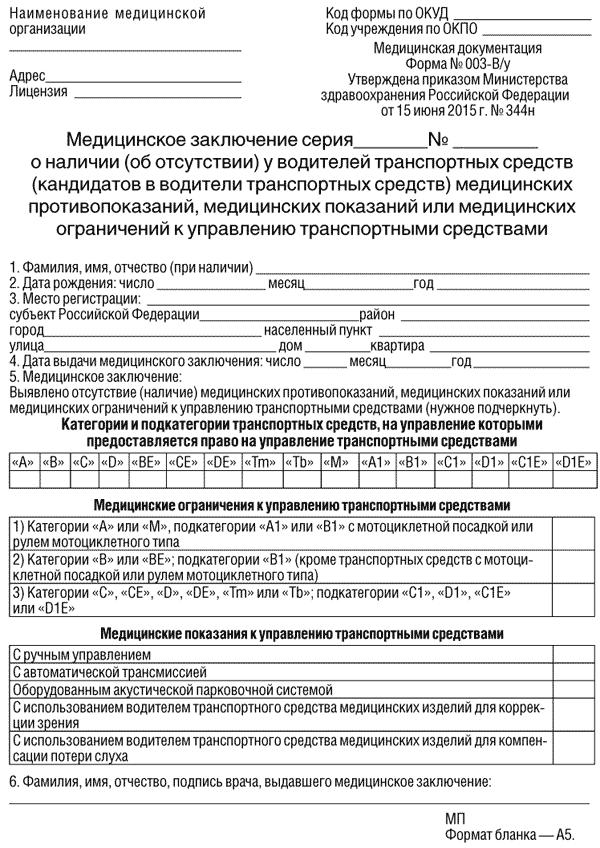 Замена водительского удостоверения через госуслуги в 2019 году