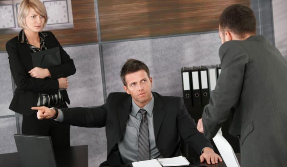 Принудительное увольнение по собственному желанию