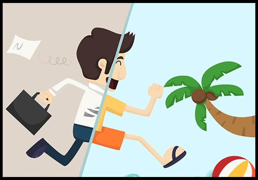 Когда переводят отпускные - за сколько дней, на работе, когда должны перевести, по закону, деньги, за какое время