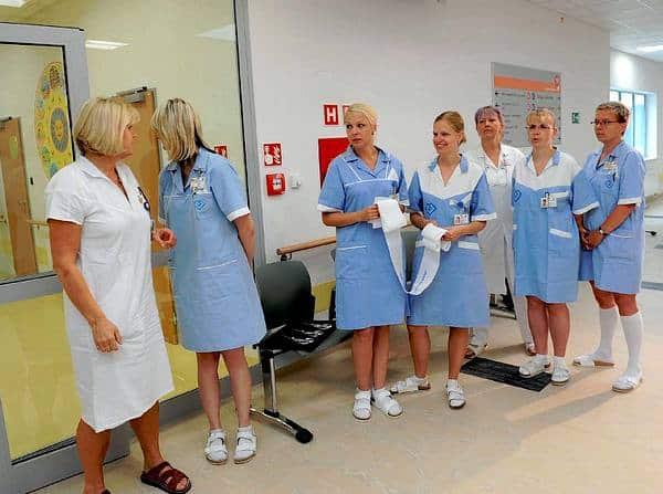 медсестры