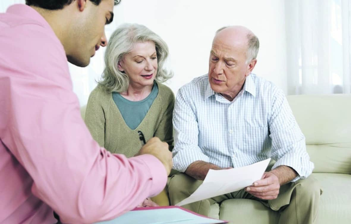 Признание недееспособности пожилого человека после инсульта