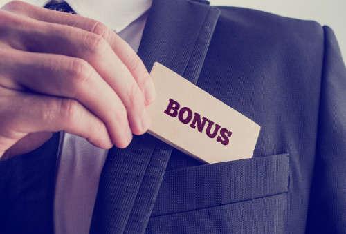 бонус для работника