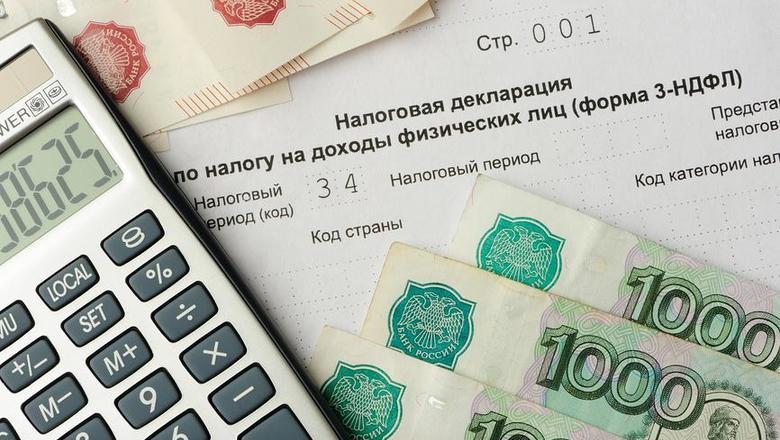 удержание НДФЛ из заработной платы