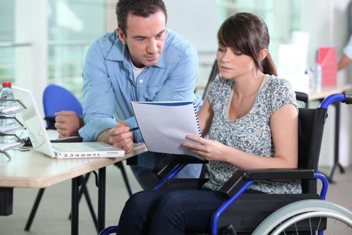 оформление ухода за инвалидом