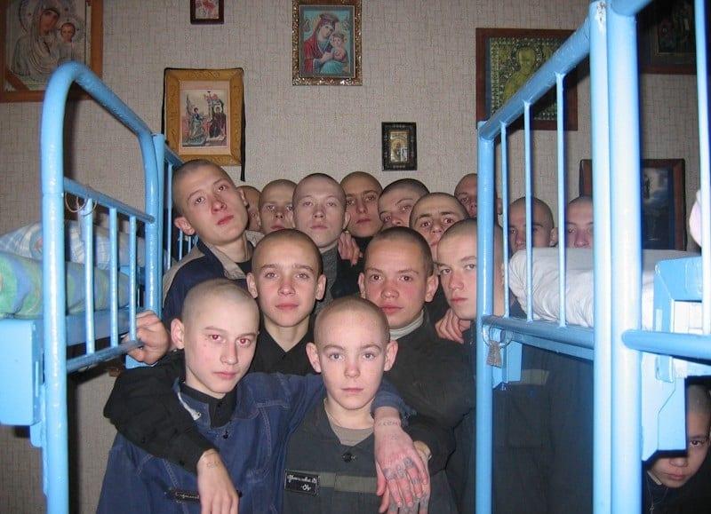 детская колония