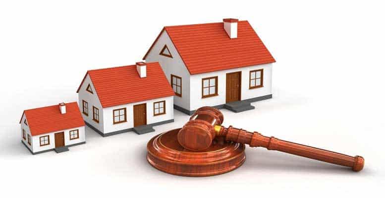 отмена ареста на жилье