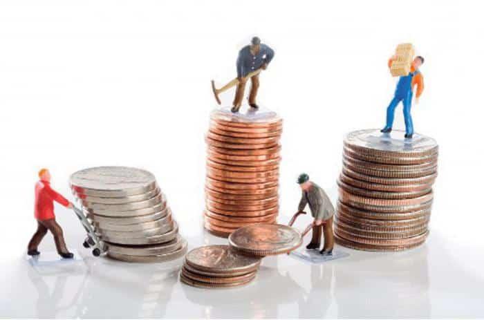 дифференциация з/п - надбавки и доплата