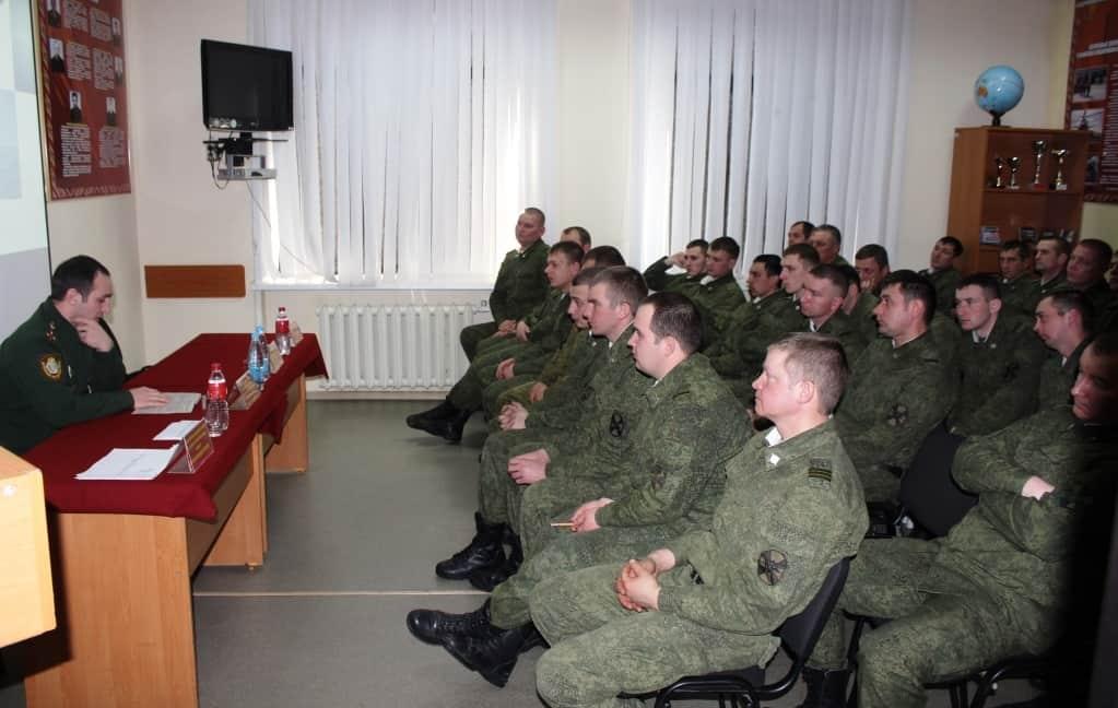 преступления против военной службы
