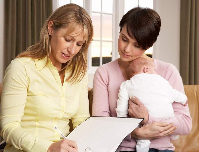 Расчет суммы выплаты по уходу за ребенком до 1,5