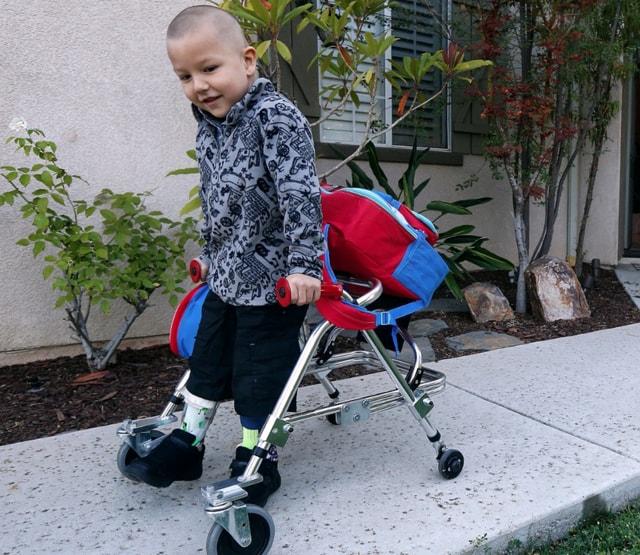 инвалид-ребенок