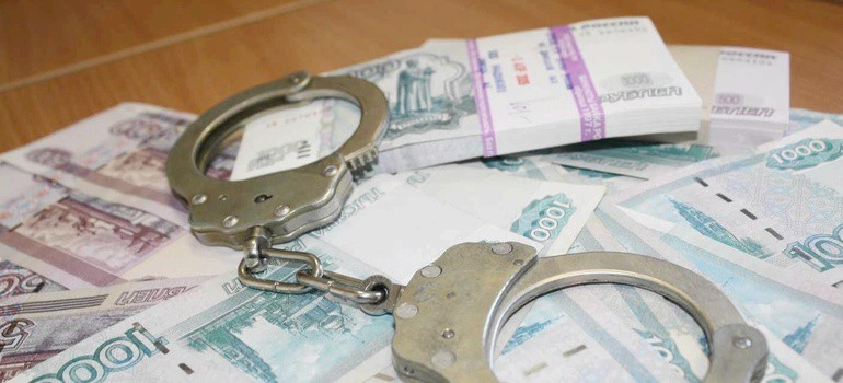 Срок за кражу 1000 рублей