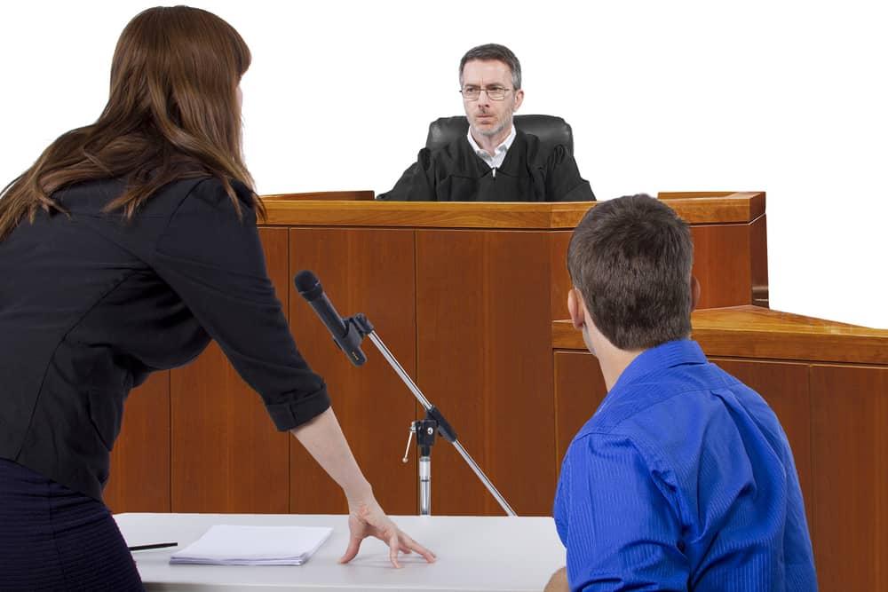 переводчик в судебном разбирательстве