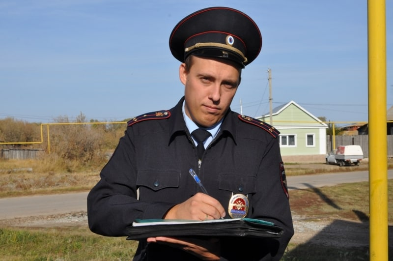 Как обратиться к участковому с жалобой и написать заявление в полицию на соседей – образец