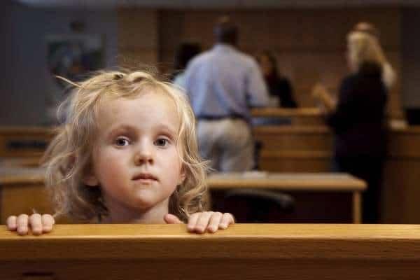 допрос несовершеннолетнего