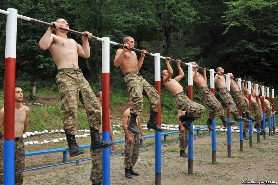 Недобор веса у призывника - основание для отрочки от армии