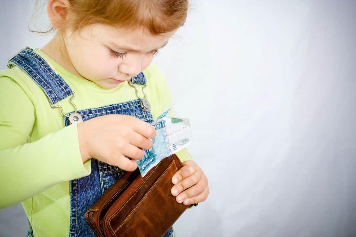 детские кражи