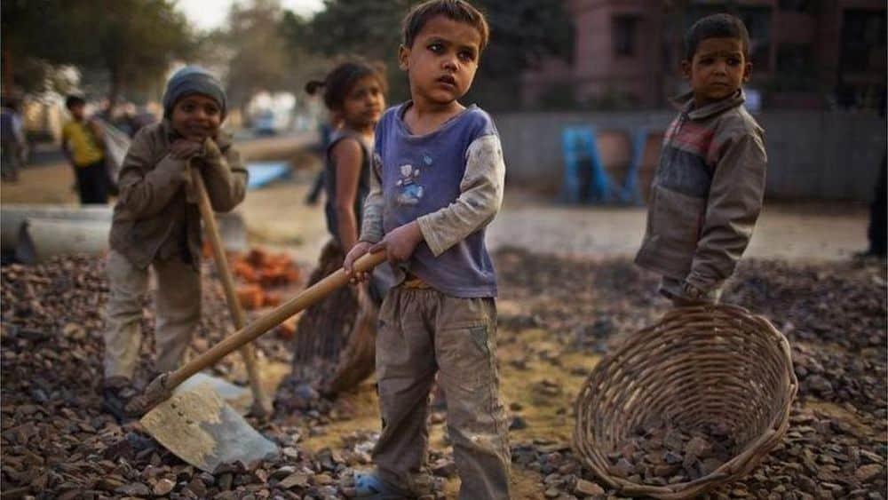 использование труда детей