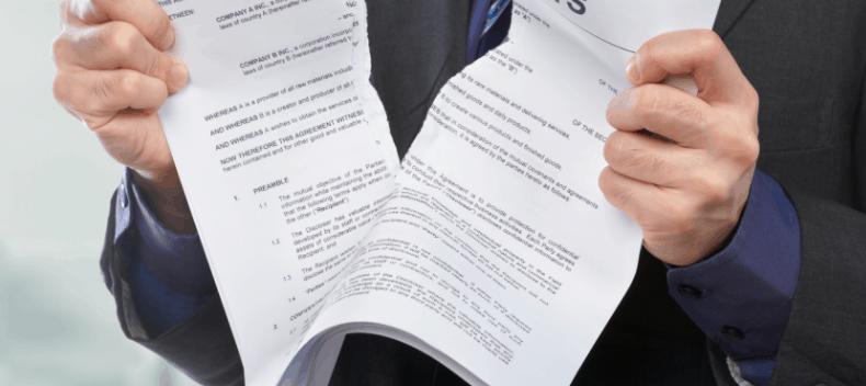 Основания для судебного признания недействительности завещания