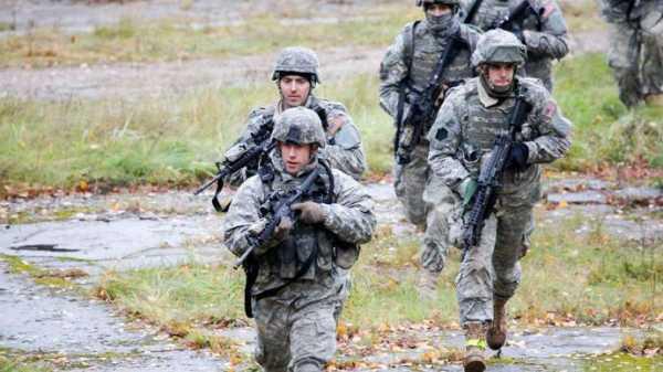 В каких войсках можно служить?