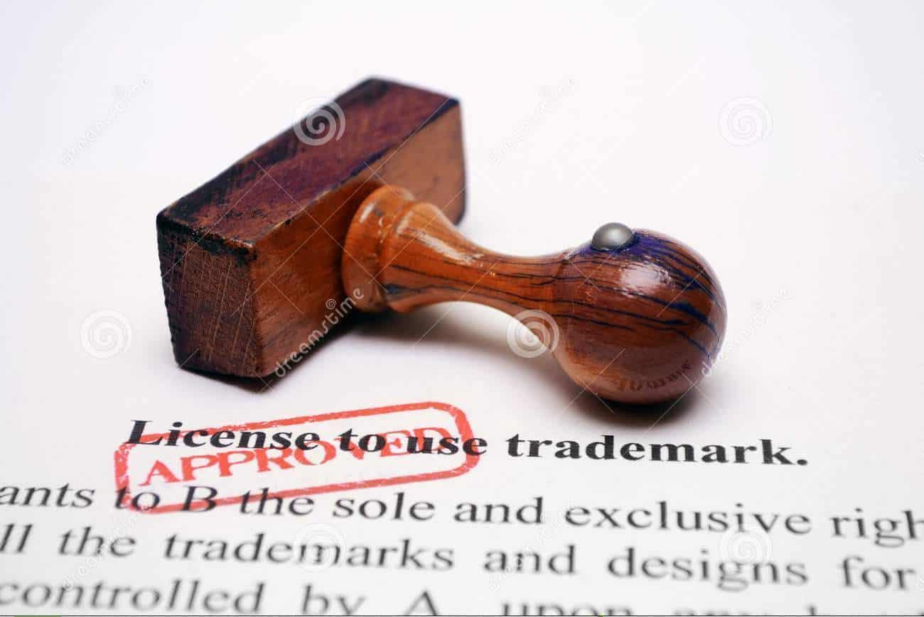 лицензия на товарный знак