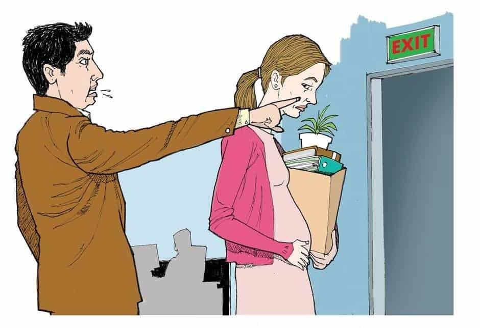 Можно ли уволить беременную женщину за прогулы