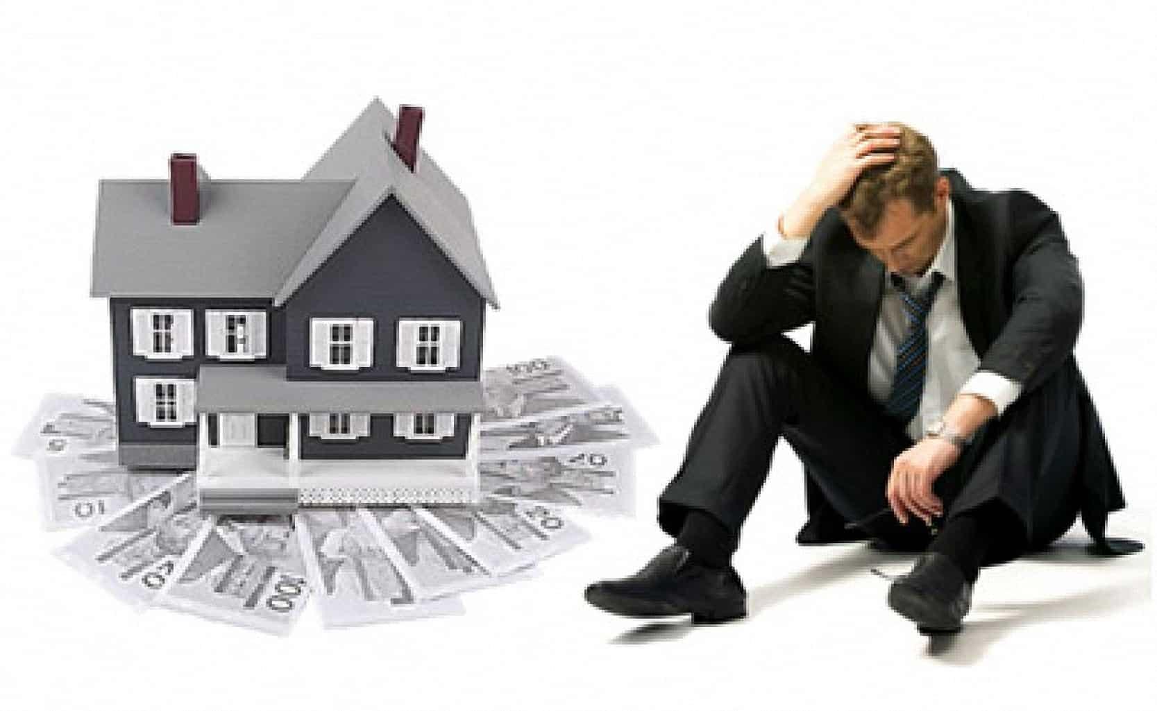 Отказ от ипотеки при подписании договора