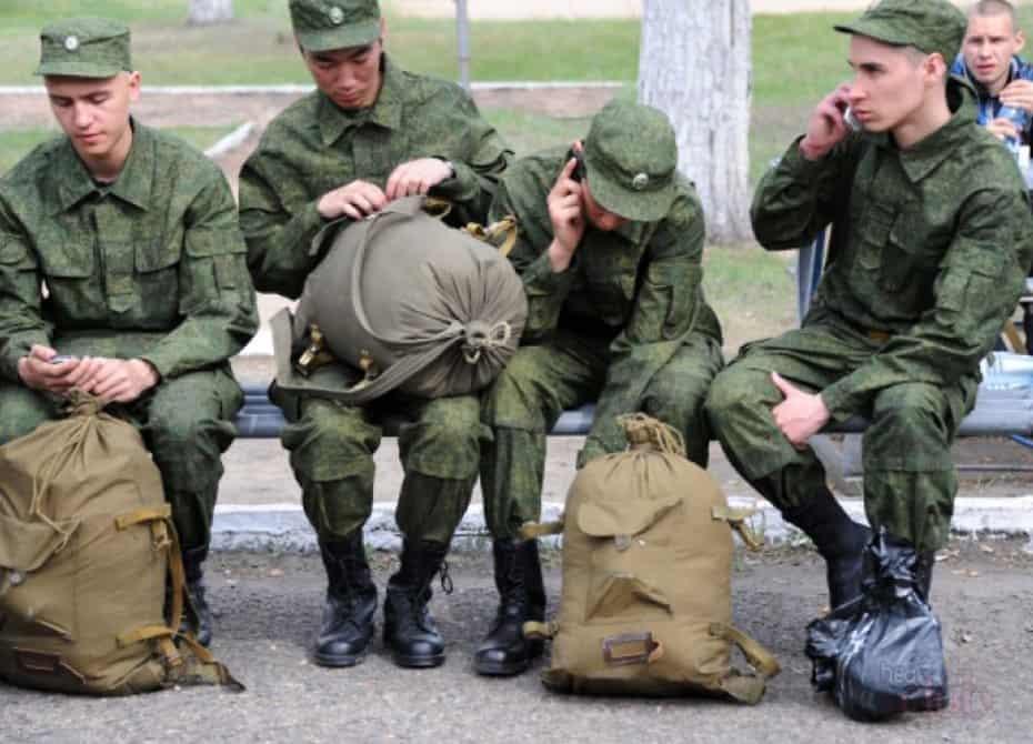 Призыв в армию для ограниченно годных