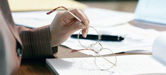 Требования и условия проставления подписи