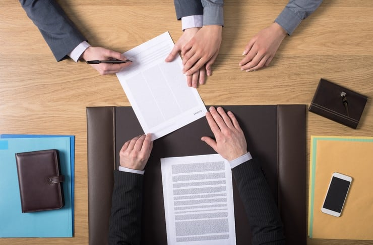 Особенности процедуры развода